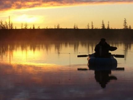 Осень – золотая пора для рыбаков-любителей!